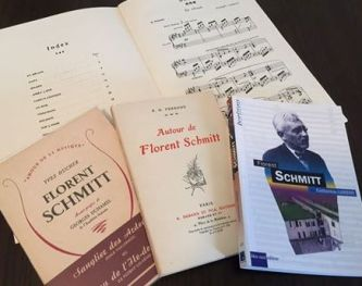 Florent Schmitt biographical books