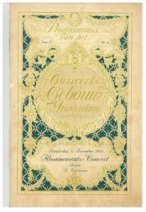 Concertgebouw Orchestra Schmitt Salome 1913