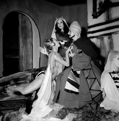 Schmitt Tragedie de Salome Paris Opera 1954
