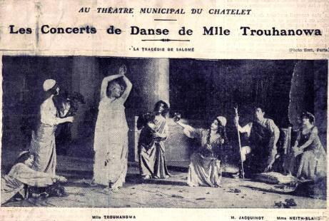 La Tragedie de Salome 1912 Florent Schmitt