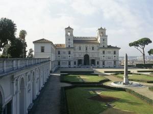 Villa Medici in Rome (Prix de Rome)