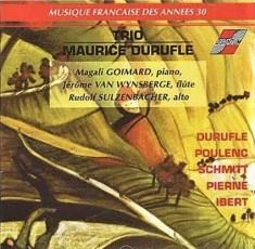 Durufle Schmitt Poulenc Pierne Ibert Sulzenbacher Quantum 1995