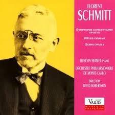 Florent Schmitt Symphony Concertante (Valois)