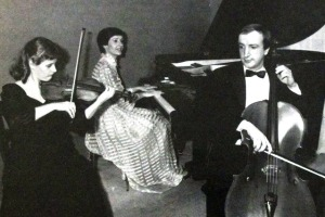 Florent Schmitt Sonatine en trio