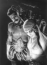 Salammbo + Matho (Marodon silent film, 1925)