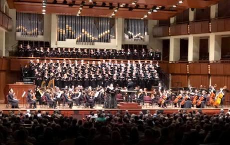 Choral Arts Society of Washington May 2019 Alexandria Shiner Scott Tucker Florent Schmitt Psalm 47