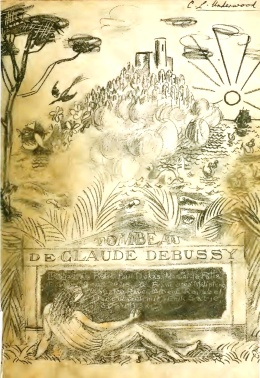 La Revue Musicale Debussy Commemorative Issue