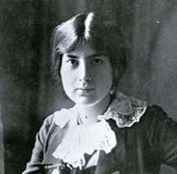 Lili Boulanger, French composer (1893-1918)
