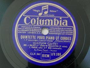 Florent Schmitt Quintet Calvet