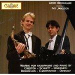 Arno Bornkamp Saxophone Sonatas