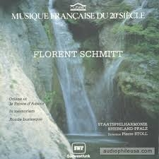 Florent Schmitt: Oriane et le Prince d'amour (ballet suite) (Pierre Stoll, Cybelia)