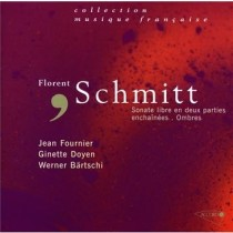 Florent Schmitt: Ombres (Werner Bartschi)
