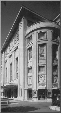 Theatre des Champs-Elysees Paris