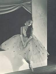 Tamara Toumanova, ballerina