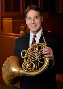 Corbin Wagner French Horn MSU Florent Schmitt