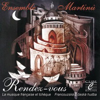 Ensemble Martinu (Rendezvous + Florent Schmitt)