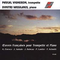 Florent Schmitt Trumpet Suite Pascal Vigneron