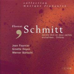 Florent Schmitt Sonate libre Fournier + Doyen