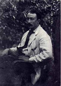 Frederick Delius, English composer