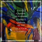 Florent Schmitt String Quartet Champeil Forgotten Records