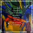 Florent Schmitt String Quartet Champeil Forgotten Records