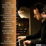 French Organ Music Guillaume De Dreau Forgotten Records