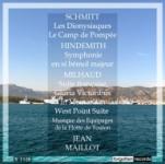 Florent Schmitt Paul Hindemith Darius Milhaud Maillot Forgotten Records
