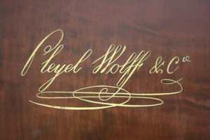 Pleyel & Wolff logo