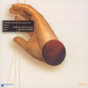 Schmitt Andante et Scherzo for Harp & String Quartet Chatron Elias Ambroisie