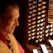 David Liddle, English organist and protégé of Felix Aprahamian.