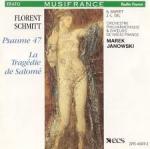 Florent Schmitt Psaume XLVII Janowski Erato
