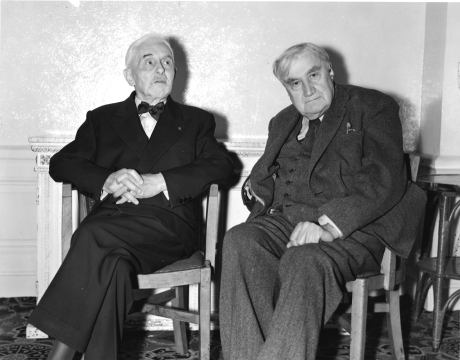 Florent Schmitt and Ralph Vaughan-Williams
