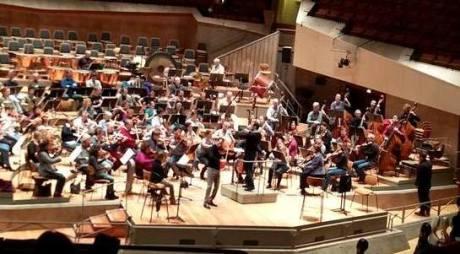 Fabien Gabel Berlin Philharmonie