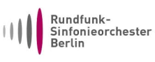 Berline Radio Symphony Orchestra logo