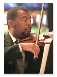 John McLaughlin Williams violinist