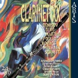 Clarinet XX Schmitt Sextet ARTS MUSIC