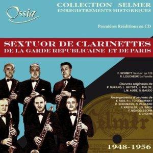 Sextuor de Clarinettes de Paris Schmitt Sextet