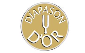 Diapason d'Or award