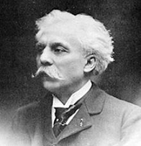 Gabriel Faure, French Composer