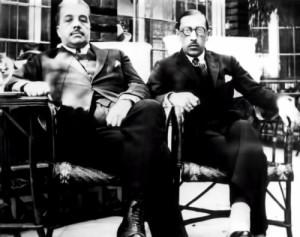 Serge Diaghilev Igor Stravinsky
