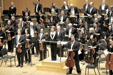 Buffalo Philharmonic Orchestra March 7, 2015 North American premiere performance of Antony & Cleopatra by Florent Schmitt