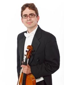 Janz Castelo viola Buffalo Philharmonic Orchestra