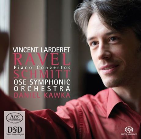 Maurice Ravel Florent Schmitt Vincent Larderet