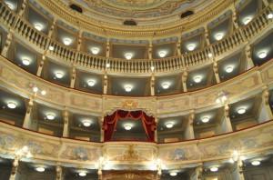 Teatro Zandonai Italy