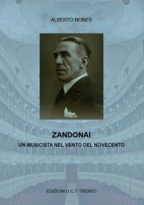 Zandonai biography Alberto Nones