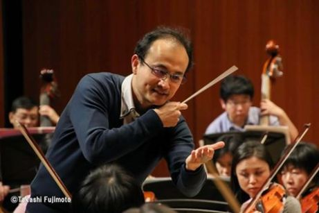 Daijiro Ukon orchestra conductor