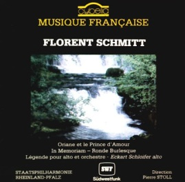 Florent Schmitt Pierre Stoll Ronde Burlesque Oriane In Memoriam