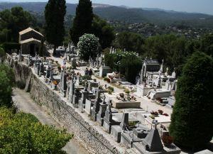 Cemetery Ida Rubinstein