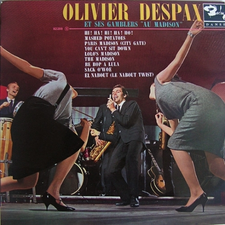 Olivier Despax and The Gamblers
