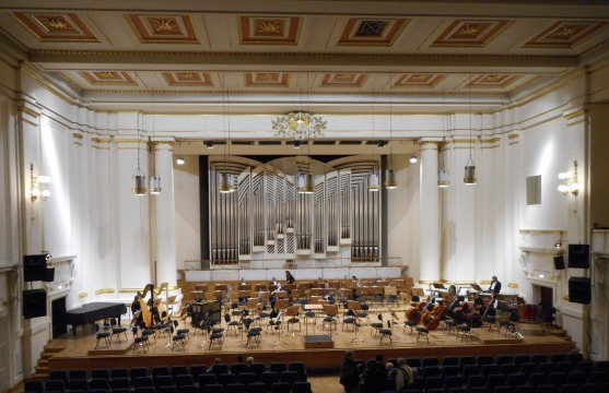 Krakow Philharmonic Hall Poland